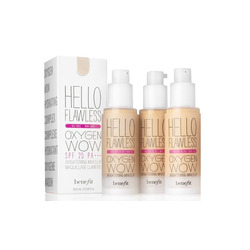 Benefit Cosmetics Hello Flawless Oxygen Wow Brightening Liquid Foundation