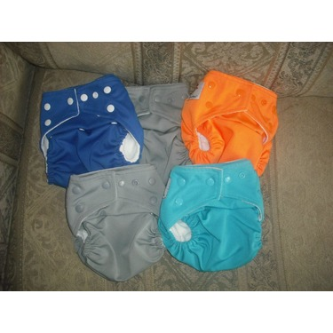 Kawaii Baby Diapers Cloth Diapers