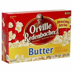 Orville Redenbacher Butter Popcorn