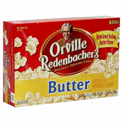 Orville Redenbacher Microwave Popcorn