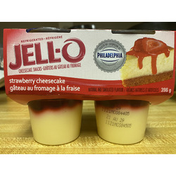 Kraft Jello No Bake Real Cheesecake Dessert