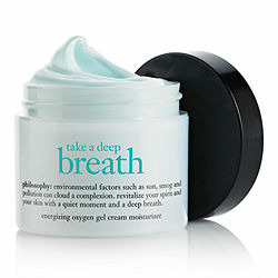 Philosophy Take A Deep Breath Moisturizer
