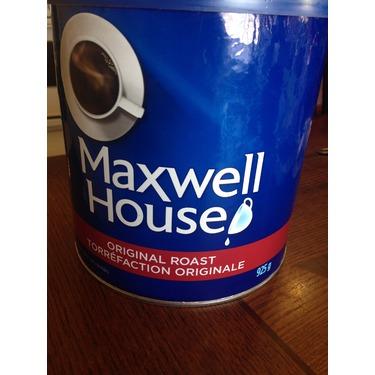Maxwell House Original Roast Ground Coffee