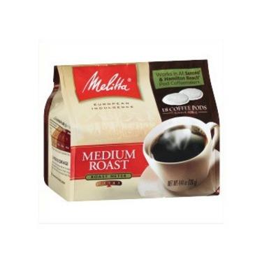 Melitta Coffee Medium Roast