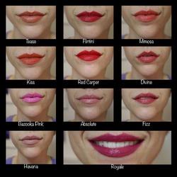 Annabelle Cosmetics Twist Up Retractable Lipstick Crayon