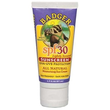 Badger Lightly Scented Sunscreen