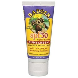 Badger Lightly Scented Sunscreen