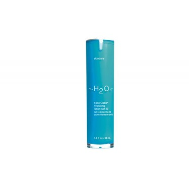 H2O   Face Oasis hydrating lotion Spf 30