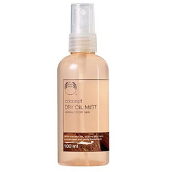 The Body Shop Coconut Dry Oil Mist