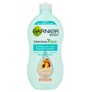 Garnier Body Intensive 7 Day Soothing Lotion