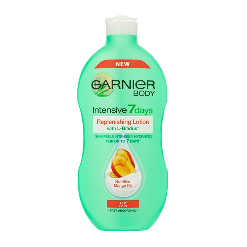Garnier Body Intensive 7 Day Soothing Lotion Reviews In