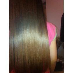 Agave Hair Straightening Treatment