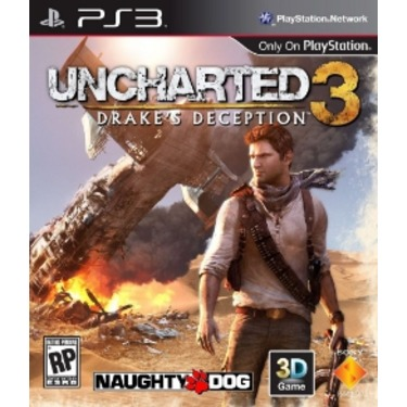 Sony Playstation 3 - Uncharted 3: Drake's Deception
