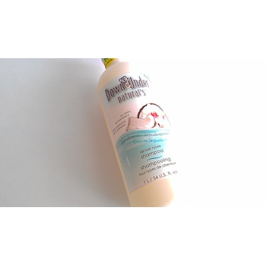 Down Under Natural's Strength & Fortify Shampoo