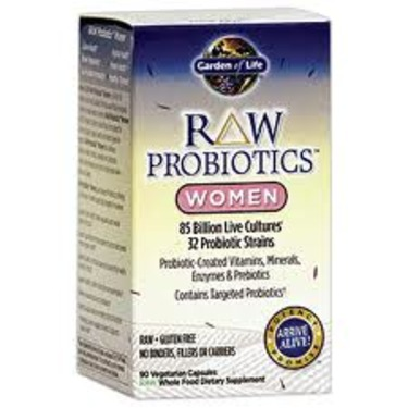 RAW Probiotics from Garden of Life