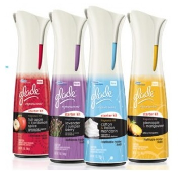 Glade Expressions Fragrance Mist in Clean Linen