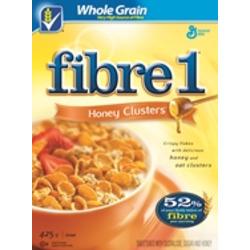 Fibre 1 Honey Cluster Cereal