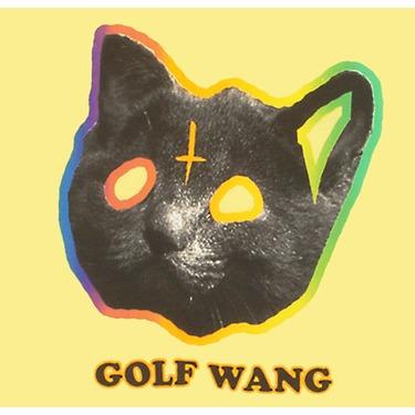 OFWGKTA's BANANA GOLFWANG CAT TEE