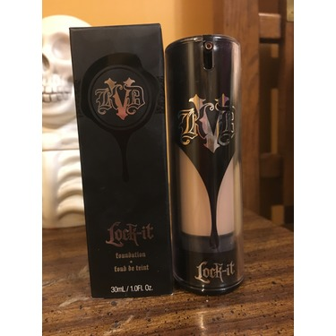 Kat Von D Lock It Tattoo Foundation