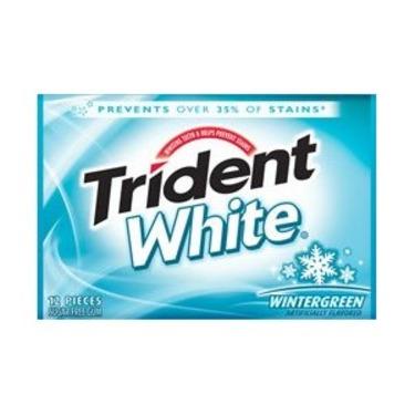 Trident White Wintergreen