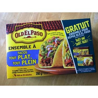 Old El Paso Extra mild, Super Tasty Taco