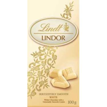 Lindt Lindor White