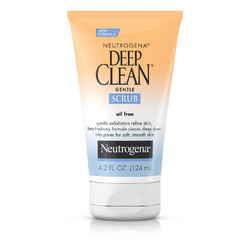 Neutrogena Deep Clean Gentle Scrub