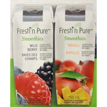 Fresh n Pure Smoothies