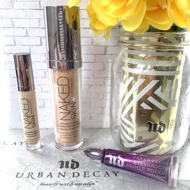 Urban Decay Naked Skin Weightless Ultra Definition Liquid Makeup