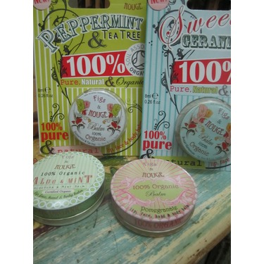 Figs & Rouge 100% Organic Balm