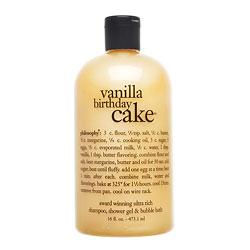 Philosophy 3-in-1 Ultra Rich Shampoo, Bubble Bath, and Body Wash