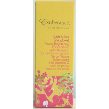 Exuberance Ode To Eve Power-Brightening Facial Serum with Vitamin C