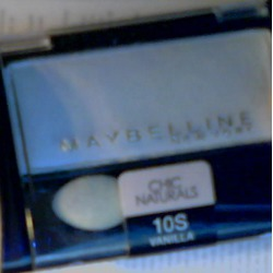 MAYBELLINE New York Chic Naturals 10S Vanilla