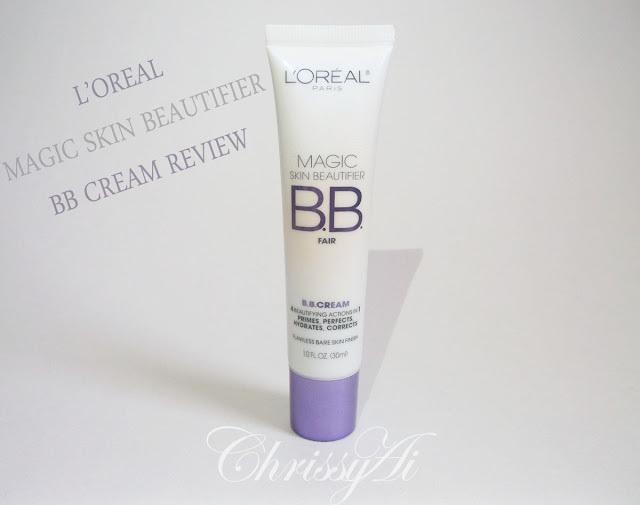LOreal Paris Magic Skin Beautifier BB Cream, Light