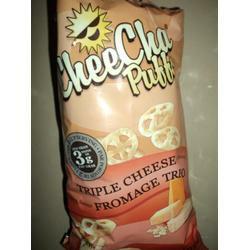 CheeCha Puffs Triple Cheese
