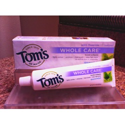 Tom's of Maine Spearmint Toothpaste