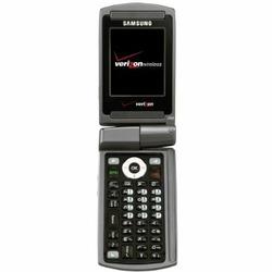 samsung  SCH-U740 double flip phone