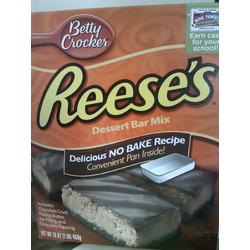 Betty Crocker Reese's Dessert Bar Mix