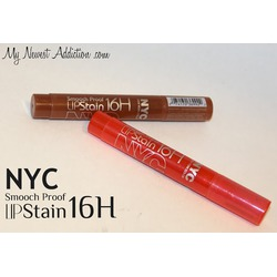 NYC 16 Hour Lip Stain