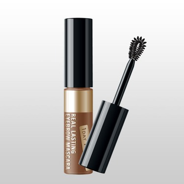 K-Palette 1- Day Tattoo Eyebrow Mascara in 02 (Natural Brown)