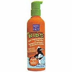 "Kiss My Face ""Orange U Smart"" Shampoo & Body Wash"