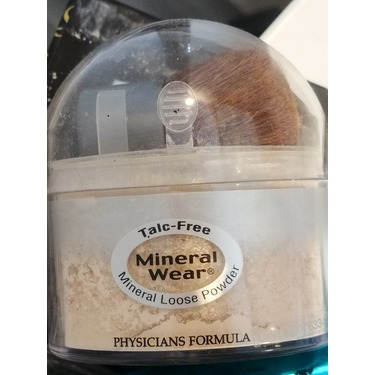 Physicians Formula:Mineral Wear® Talc-Free Mineral Loose Powder