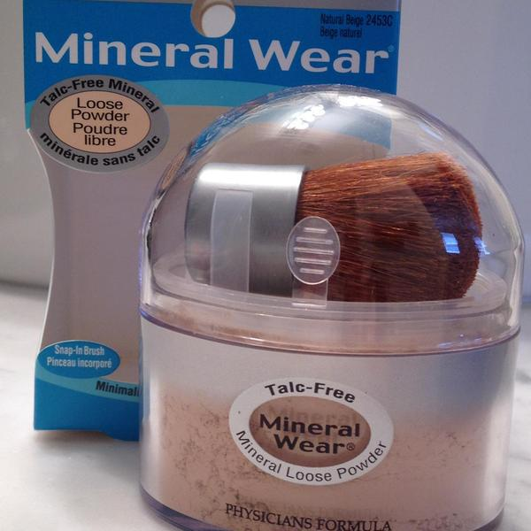 Physicians formula mineral wear powder review