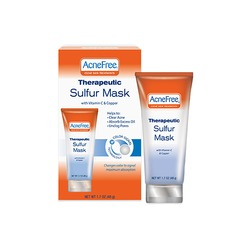 AcneFree Therapeutic Sulfur Mask