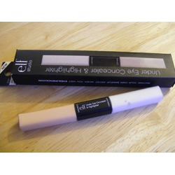 e.l.f. Cosmetics Studio Under Eye Concealer and Highlighter