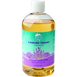 Mountain Sky Liquid Soap Lavender Heaven