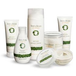 Live Clean Spa Therapy Polishing Body Scrub