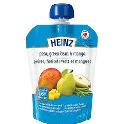 Heinz Baby Food Pouches