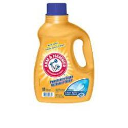 Arm & Hammer Crystal Burst Laundry Detergent