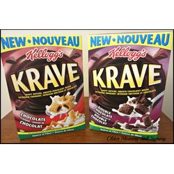 Kellogg's Krave Cereal